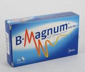 B-MAGNUM 450 mg 30 tabl (voedingssupplement)